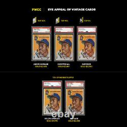 1952 Topps Mickey Mantle #311 PSA 4 VGEX