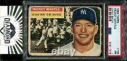 1956 Topps #135 Mickey Mantle PSA 1 PR
