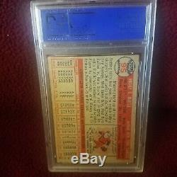 1957 Topps Mickey Mantle #95 PSA 4 Yankees HOF well centered