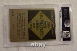 1961 Topps #475 Mickey Mantle (MVP) New York Yankees PSA 3 (VG) MC Awesome Card