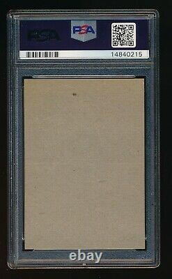1964 Topps Stand Up Mickey Mantle PSA 8 NM-MT New York Yankees