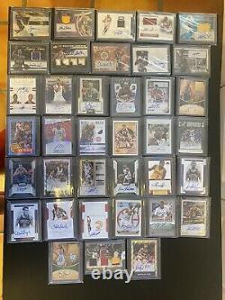 1/1 RC Auto Lot Tom Brady, Lebron James, Michael Jordan, Kobe Bryant, MickeyMantle