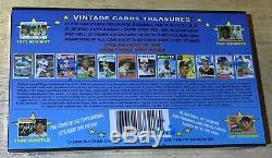 2019 Vintage Cards Treasures Baseball Chase Pack Box! Find The 1952 Topps Mantle