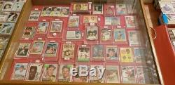 Lifetime Collection 50s60s70s Vintage Lot 15,000 Cards 4 MICKEY MANTLE Babe Ruth