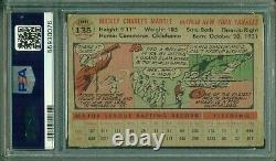 Mickey Mantle 1956 Topps #135 PSA 1 Very Nice Eye Appeal / NO Creases