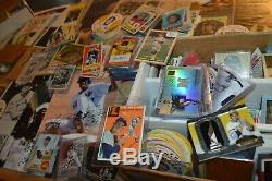 Ultimate Sports Card Collection! Ted Williams, Mickey Mantle, Etc! Must See
